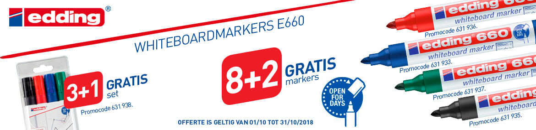 Bandeau EDDING oct 2018 - NL
