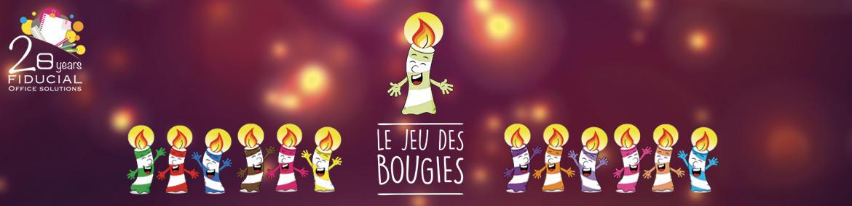 Bandeau Jeu des bougies - FR