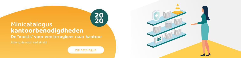 Mai 2020 - Bandeau mini-catalogues NL