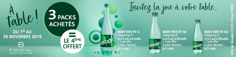 Novembre 2019 - Bandeau BADOIT - FR