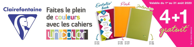 Août 2020 - Bandeau linicolor - LU