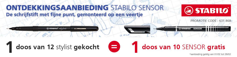 Stabilo - fev NL