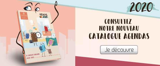 Catalogue Agendas 2020 - BE