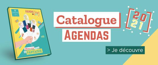 Vignette catalogue agendas 2021 - BE