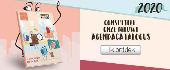 Catalogue agendas 2020 - NL