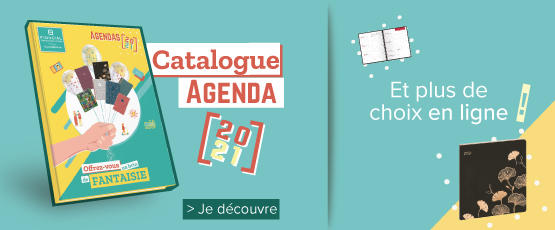 Catalogue agendas 2021 - FR