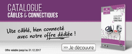 Catalogue Connectique 2017 - FR