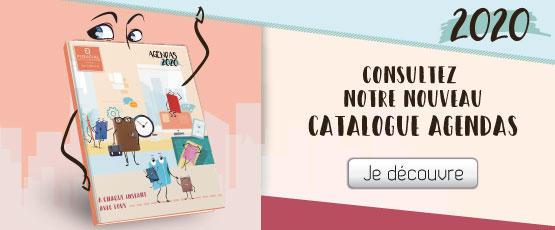 Vignette catalogue agendas 2020