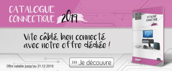 VIGNETTE CATALOGUE CONNECTIQUE 2019 - FR
