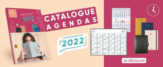 Catalogue agendas 2022 - LU