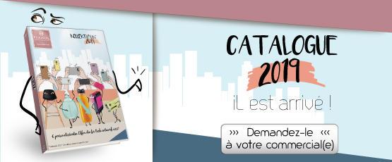 Vignette lancement catalogue général 2019 - LU