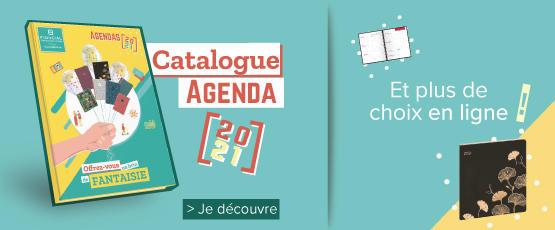 Catalogue agendas 2021 - FR
