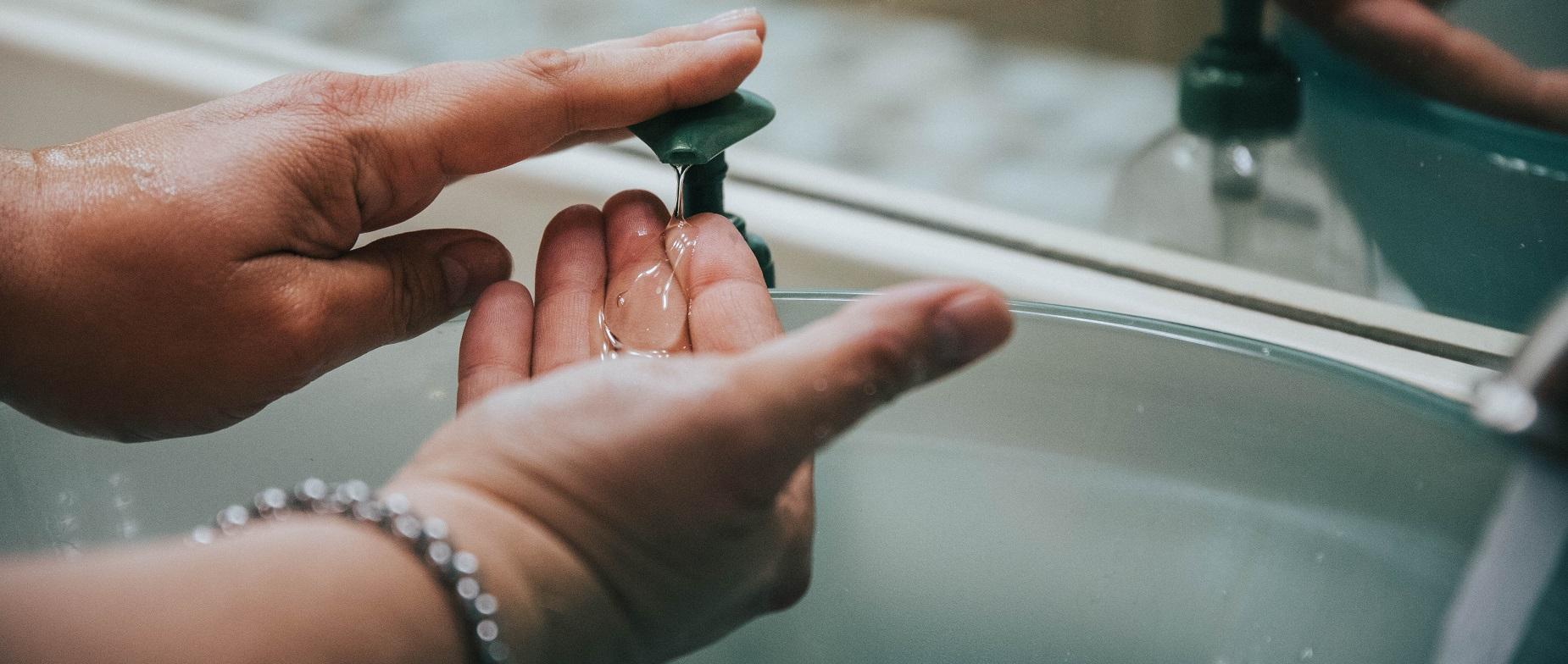 Tous les gestes d'hygiène au bureau